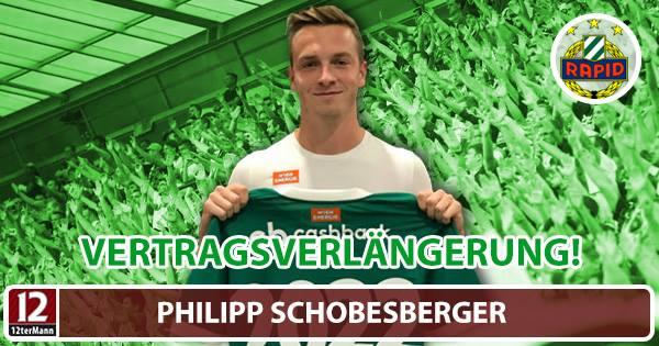 Schobesberger-Vertragsverlängerung als gutes Zeichen für die Liga