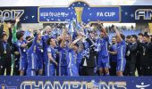Richard Windbichler mit Ulsan Hyundai Korean FA Cup-Sieger