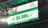 Block West sammelt 65.000 Euro für Kinderhospiz Netz
