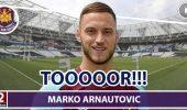 VIDEO: Erstes Saisontor von Marko Arnautovic im Spiel West Ham gegen Chelsea