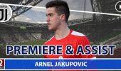 VIDEO: Arnel Jakupovic mit Assist im ersten Spiel für Juventus