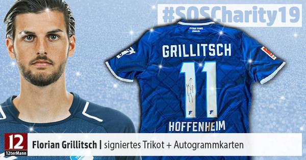 Signiertes Trikot von Florian Grillitsch – Weihnachts-Charity