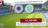 Rangers halten mit Derby-Sieg Liga spannend