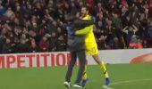 VIDEO: Kurioses Tor entscheidet Merseyside Derby zwischen Liverpool und Everton
