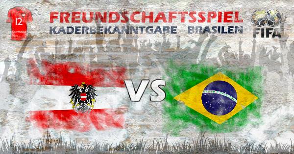 brasilien freundschaftsspiele 2019