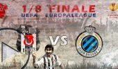 Besiktas Istanbul – FC Brügge / Europa League, Achtelfinale Rückspiel