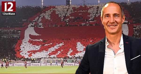 Adi Hütter wechselt für Rekordablöse zu Borussia Mönchengladbach