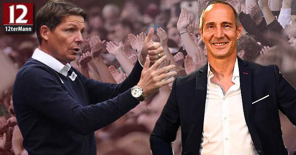 Adi Hütter gewinnt Österreich-Duell gegen Oliver Glasner
