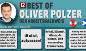 ARBEITSNACHWEIS: Best of Oliver Polzer bei Österreich gegen Schottland