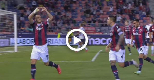 VIDEO: Marko Arnautovic erzielt zweites Saisontor für Bologna