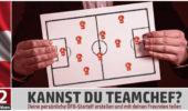 Deine Wunsch-Aufstellung für das Nations-League-Spiel gegen Rumänien