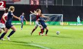 Frauen-Nationalteam holt Remis gegen Frankreich