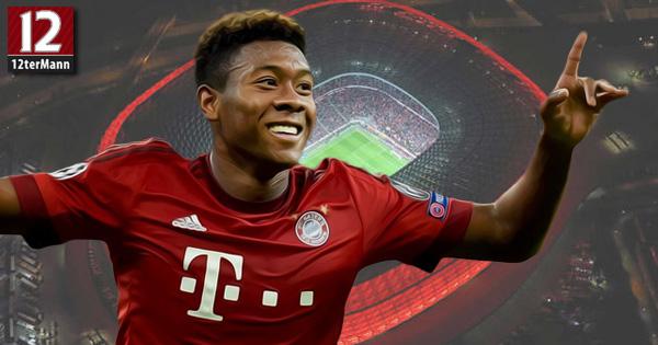 David Alaba und der FC Bayern