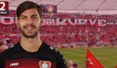 Dragovic schießt Leverkusen mit Last-Minute-Tor zum Sieg