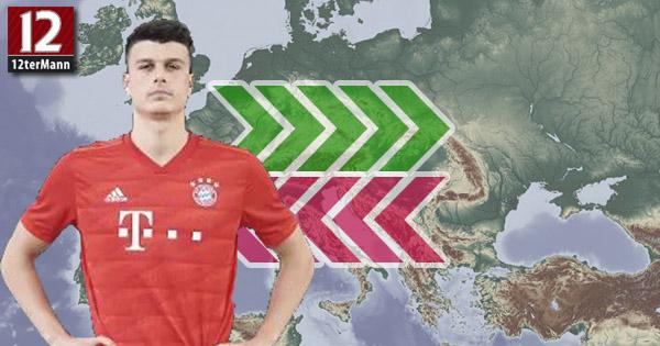TRANSFER: ÖFB-Talent Flavius Daniliuc verlässt die Bayern und wechselt nach Frankreich