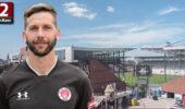 Burgstaller schießt St. Pauli mit Doppelpack zum Sieg