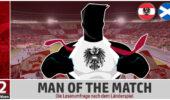 UMFRAGE: 'Man of the Match' des ÖFB-Nationalteams gegen Schottland