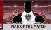 UMFRAGE: 'Man of the Match' des ÖFB-Nationalteams gegen Rumänien