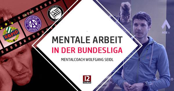 Mentales Training in der Österreichischen Bundesliga – eine Bestandsaufnahme