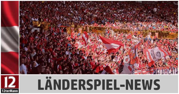 Österreich testet vor EM gegen Türkei