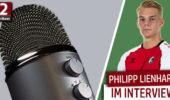 """Philipp Lienhart im Interview: """"Mein erster Gedanke war ´will er mich verarschen´"""""""