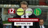 12terMann-Diskussionsrunde – Quo vadis, ÖFB?