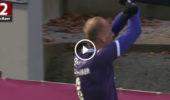 VIDEO: Holzhauser mit Traumtoren Matchwinner für Beerschot
