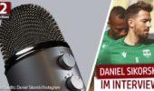 """""""Dankbar für den Weg, den ich gegangen bin"""" – ein Interview mit Daniel Sikorski"""