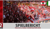 Spielbericht: Österreichs Traum endet gegen Italien nach Verlängerung