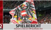 Österreichs Nationalteam zahnlos in Dänemark