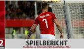Zweiter Sieg in WM-Quali: Österreich gewinnt in der Republik Moldau mit 2:0