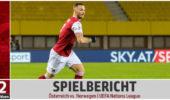 Österreich steigt mit Remis in Liga A auf