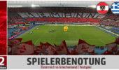 Spielerbenotung: Zeugnis für Österreichs B-Elf bei Griechenland-Test