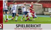 Grbic und Schaub schießen Nationalteam gegen Nordirland zum Sieg
