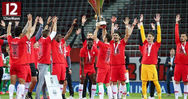 Wie wirkt sich der Cupsieg von Salzburg auf die Europacup-Startplätze aus?
