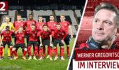 """Werner Gregoritsch: """"Machen Dinge, die im modernen Fußball gefragt sind."""""""