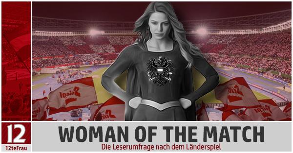 UMFRAGE: 'Woman of the Match' des ÖFB-Nationalteams gegen Nordmazedonien