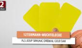 Wuchtel-Ecke: Kuriosum bei der WM 2006 – Als Josip Simunic dreimal Gelb sah