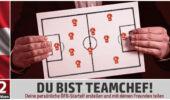 Deine Wunsch-Aufstellung für das WM-Qualifikations-Match gegen Dänemark